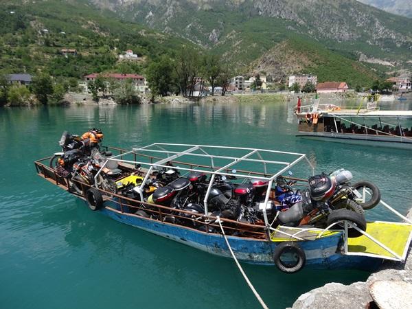 24 Albania Komani prom