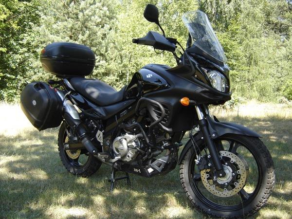 vstrom motocykl