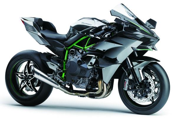 Kawasaki H2 R najszybszy motocykl