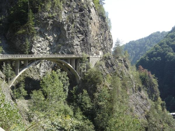 wiadukt Transfogaraska