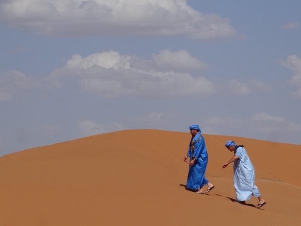 Pustynia Taouz Maroko Algieria