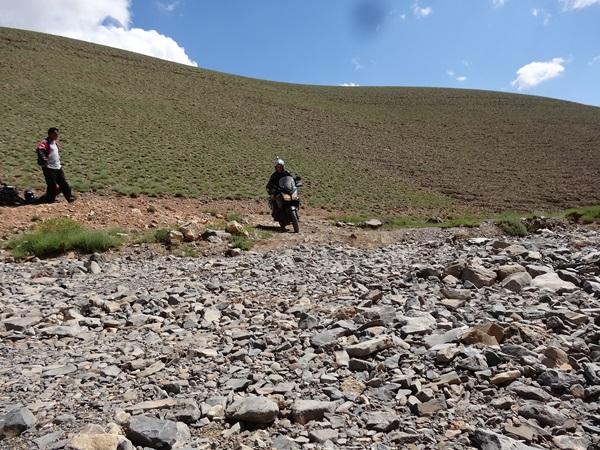 Koryto rzeki Maroko 1