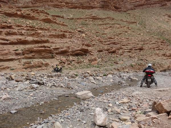 Koryto rzeki Maroko 2
