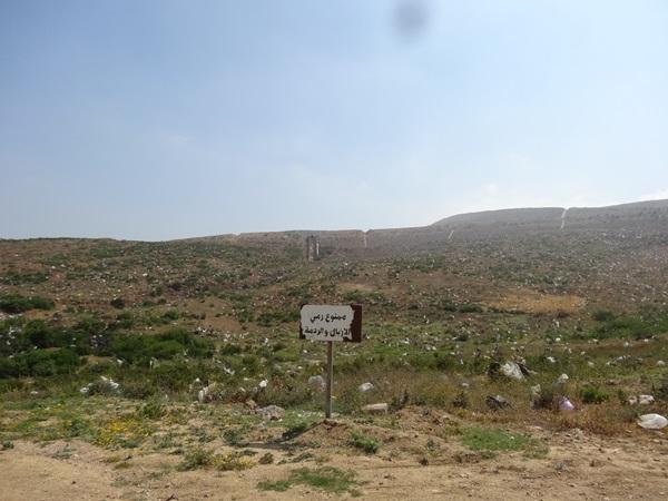 Tetouan Maroko śmieci
