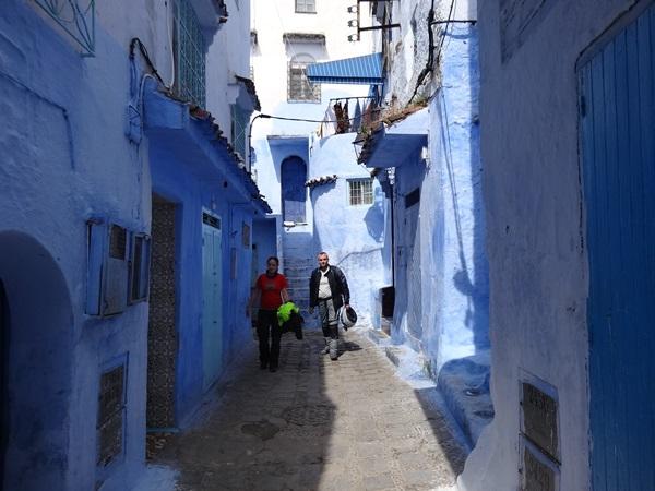 Chefchaouene Niebieskie miasto 2