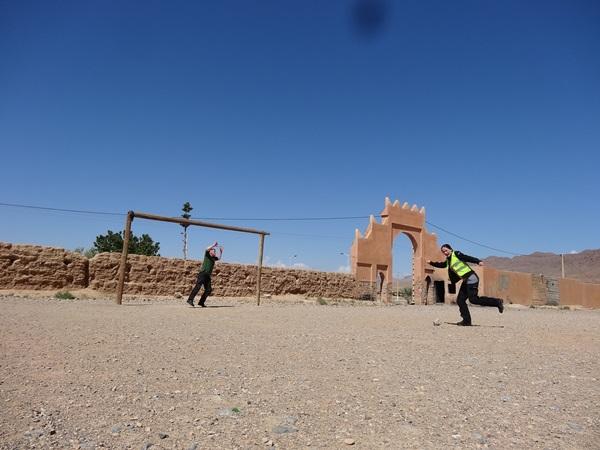 Maroko Futbol piłka nożna