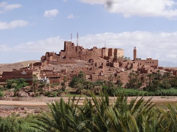 Miasteczka Maroko