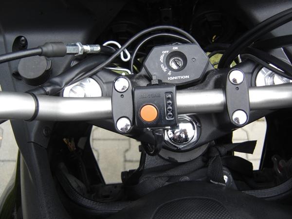 Sterowanie podgrzewane manetki_motocyklicznie