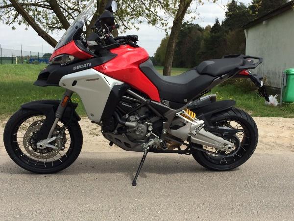 ducati multistrada 6 motocyklicznie