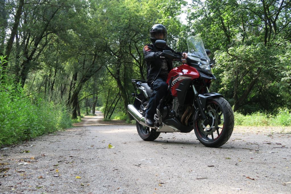 Honda Cb 500 X Maksimum Za Minimum Motocykliczniemotocyklicznie