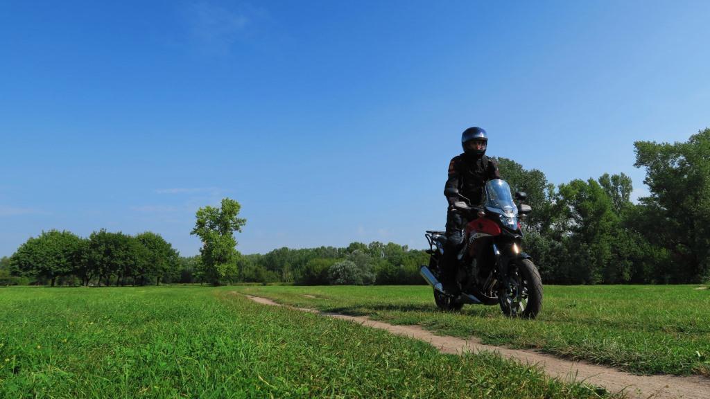 HondaCB500x_offroad_motocyklicznie
